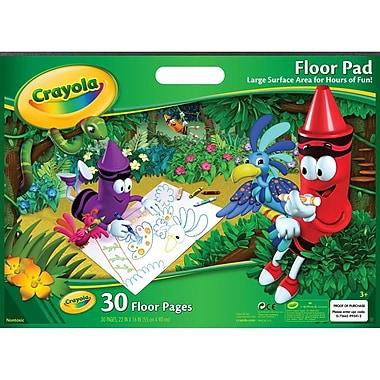 Crayola® Giant Floor Pad, 3+ Years (9934010002)