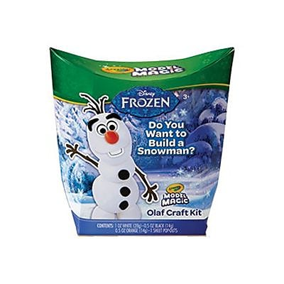 Crayola® Model Magic Disney Frozen Olaf Craft Kit, 3+ Years (57-6002)