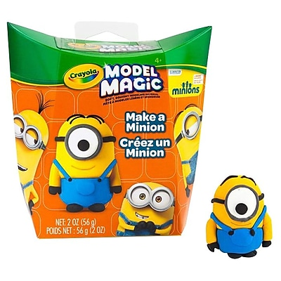 Crayola® Model Magic Minions Craft Kit, 3+ Years (57-4519)