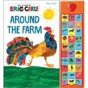 """Eric Carle: Around the Farm: Play-a-Sound"" Book, Toddler - Kindergarten (7533500)"