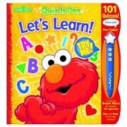 """""""Sesame Street: Let's Learn! (Quiz It Pen)"""" Book (7665400)"""