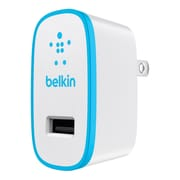 Belkin Boost up™ Wall Charger for iPhone, iPad Air, iPad mini, iPod touch, iPod nano, Blue (F8J040TTBLU)
