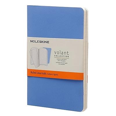 Hachette Books Ireland Moleskine Pocket Volant Journal, 3-1/2