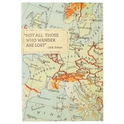 """Eccolo Ltd Travel Wander Journal, 6"""" x 8"""" (Q402B-ST)"""
