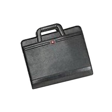 73f4b4abbfe5 Wenger® Premier Black Leather Pro-Folio (WA-5547-02F00)