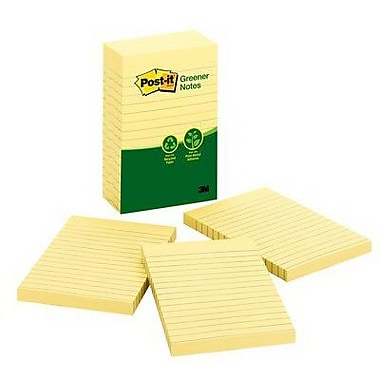 Post-it® Greener Notes, 4