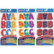 ArtSkills® Alpha Stickers Letters and Numbers, Assorted (PA-1294)