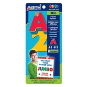 """ArtSkills® Classic Quick Letter, Assorted, 2 1/2"""", 310/Pack (PA-1476)"""