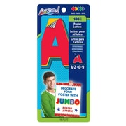 "ArtSkills® Jumbo Classic Quick Letter, Assorted, 4"", 180-count (PA-1485)"