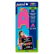 "ArtSkills® Jumbo Neon Quick Letter, Assorted, 4"", 180/count (PA-1426)"
