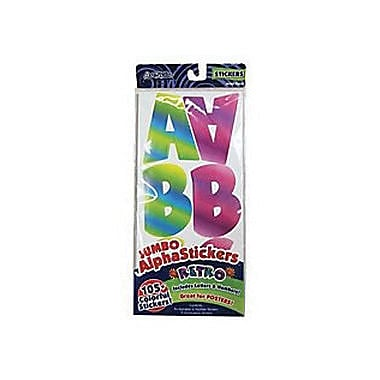 ArtSkills® Letter Number and Punctuation Poster Sticker, Assorted (PA-1480)