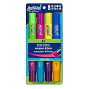 ArtSkills® Washable Bright Marker, Assorted, 4/Pack (PA-1212)
