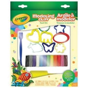 Crayola® Modeling Clay Tool Kit, Multicolor(57-0320)