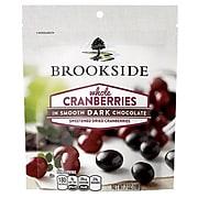 Brookside Smooth Dark Chocolate, Cranberry, 7 oz. (BROOKDCC12)