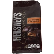 Hershey's Milk Chocolate, Caramels, 7.2 oz. (HCMC8)