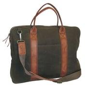 Buxton® ST90T872 DOPP® Canvas Slim Brief Gear Bag, Olive