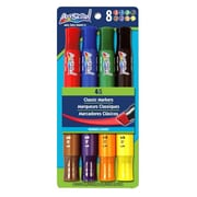 ArtSkills® Classic Chisel Washable Poster Marker, Assorted, 4/Pack (PA-1207)