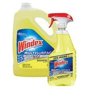 Sealed Air™ Windex® Multi-Surface Disinfectant Cleaner, Citrus, 26 oz., (CB702523)
