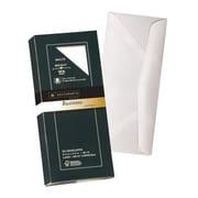 Southworth Business Envelope, #10, 24 lb., Wove Finish, White, 50/Box (P404-10)