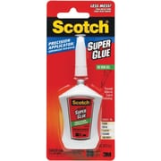 Scotch® Super Glue Gel in Precision Applicator, 4 g (AD125)