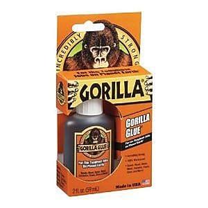 Gorilla® Original Interior/Exterior Adhesive Glue, 2 oz. (5000212)