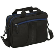 Wenger® Swiss Gear® JETT Black/Blue Nylon Notebook Case (GA-7695-09F00)