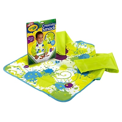 Crayola® Core Art Smock, Reusable (69-1055)