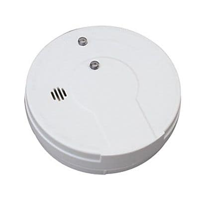 Kidde Battery Operated Smoke Alarm with Hush (I9060)