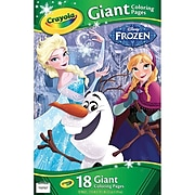 Crayola Disney Frozen - Giant Coloring Page (01-04-1993)