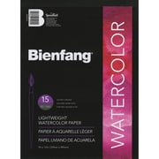 "Bienfang® 9"" x 12"" Watercolor Paper Pad (E285421)"