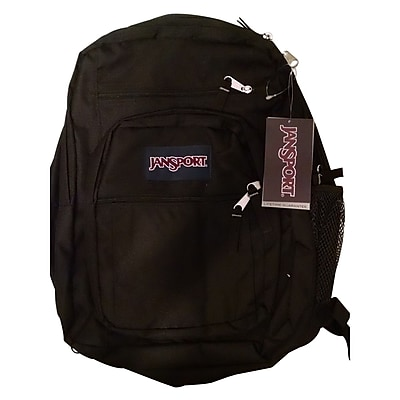 Jansport Big Student Backpack, Black (T26K008)