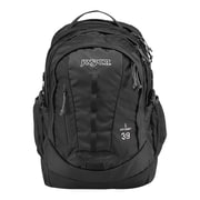Jansport® Odyssey Black Polyester/Nylon Backpack (T14G008)