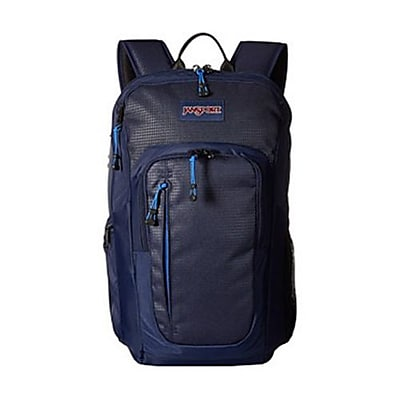 Jansport Recruit Navy Nylon/Polyester Backpack (T69G003)