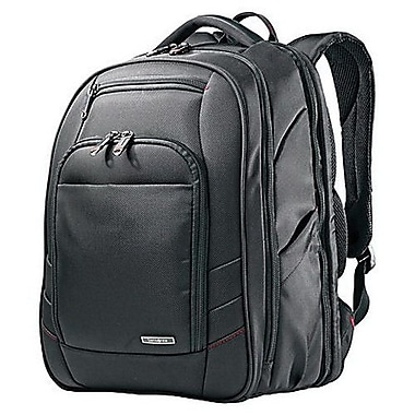 Samsonite® Xenon 2 Black Polyester Backpack (63919-1041)