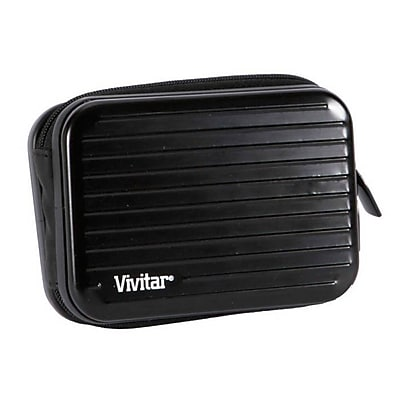 vivitar® Industrial Series Aluminum Camera Case, Black (VIV-MTC-4)