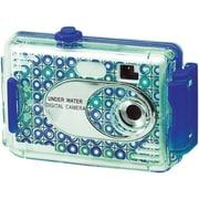 vivitar® AquaShot Underwater Digital Camera, Turquoise (26693-BLUE-KM)