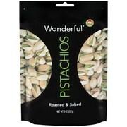 Get Crackin' Wonderful Pistachio, Roasted & Salted (WPIST10)