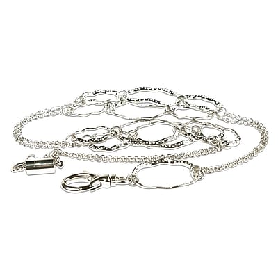 Cosco® MyID Silver Large Hoop 20