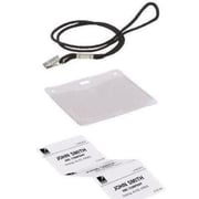 GBC® Badgemates 3747490 Horizontal ID Badge Holder Kit