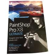 Corel® PaintShop Pro X8 Ultimate Software, Windows (8129235)