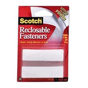 Scotch® Reclosable Fastener, 3/4