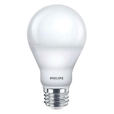 Philips 6.5 W Warm White A19 LED Light Bulb (455766)