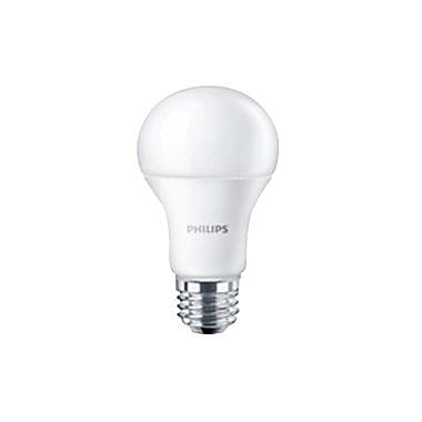 Philips 8 W Equivalent Daylight A19 LED Light Bulb (455600)
