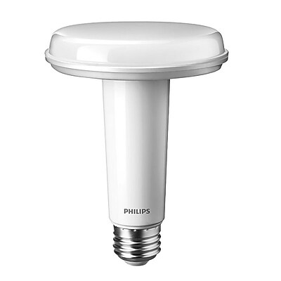 Philips SlimStyle 9.5 W Equivalent Daylight BR30 LED Light Bulb (452466)