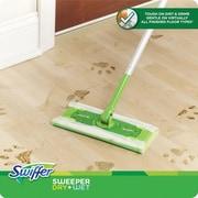 Swiffer® Sweeper X-Large 92816 Floor Mop Starter Kit, Green