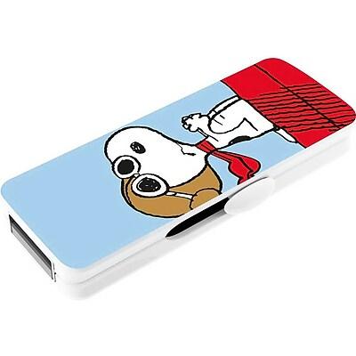 Emtec M710 8GB USB Flash Drive, Snoopy (ECMMD8GM710PN01)