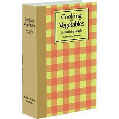 MMF™ Cooking with Vegetables Book Safe Cookbook (221269206)
