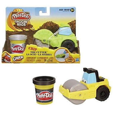 Hasbro 49492 Assorted Play-Doh Diggin Rigs Tool Crew