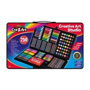 Cra-Z-Art® r11010 250 Piece Creative Art Studio Set