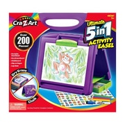 Cra-Z-Art® r14017 5-in-1 200 Piece Ultimate Activity Easel